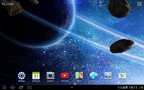 live space hd space live wallpaper apk free
