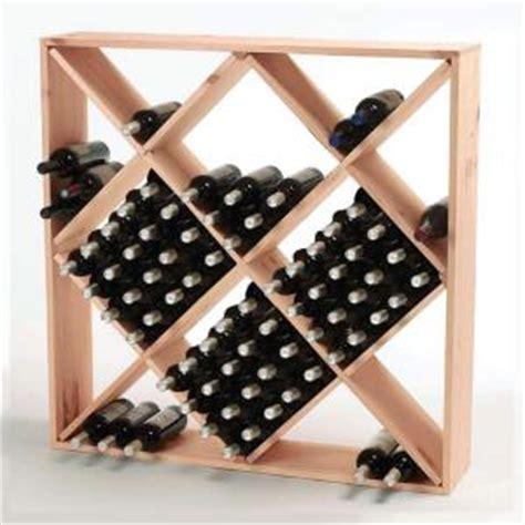 Natta Jumbo 03 12 17 wine enthusiast 120 bottle floor wine rack 640 12