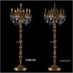 standing light fixture aliexpress buy classic 7 lights floor l