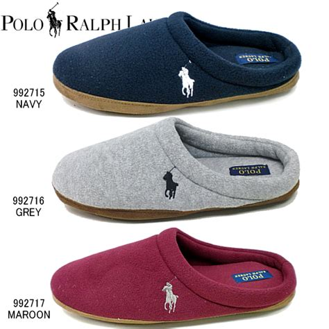ralph lauren bedroom slippers lead kids of shoes rakuten global market polo ralph