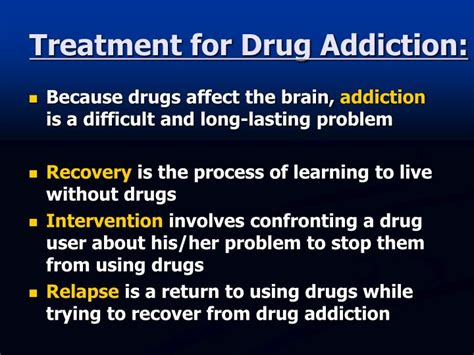 Medication For Detox by Ppt Drugs Of Abuse Notes Powerpoint Presentation