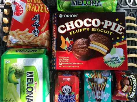 Korean Snack five korean snacks you never knew you had to try the lala
