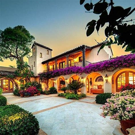 spanish villa style homes spanish style villa built in the 1920 s for well known inventor charles burgess was once