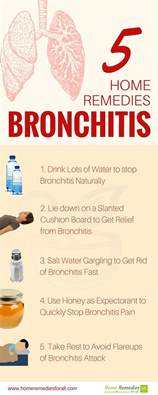 the 25 best bronchitis remedies ideas on