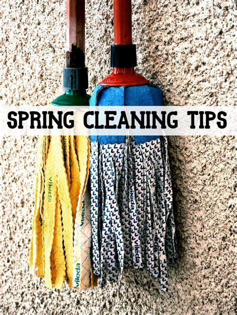 spring cleaning tips tips for an effective spring clean