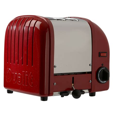 Dualit Red Toaster Dualit 2 Slice Red Vario Toaster Review Compare Prices