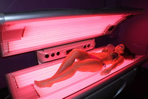 red light therapy beds for sale spray tanning spa equipment