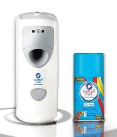 Best Automatic Air Freshener Dispenser Cotton Mist Automatic Air Freshener Dispenser With 250