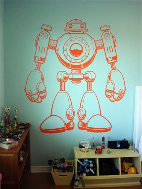 robot room sullivan s robot room small big color entry 46