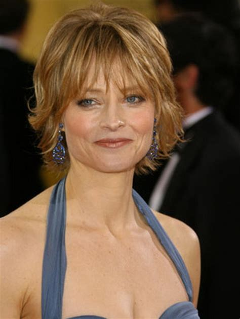 hair styles with clippers hairstyles jodie foster