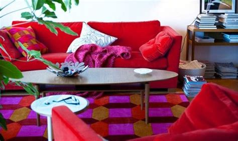 red and purple living room living room red and purple ikea rooms pinterest