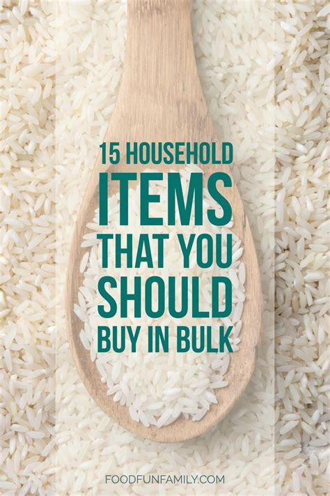 7 Surprising Items You Should Buy In Bulk by 1321 Best Food Storage Images On Kitchens