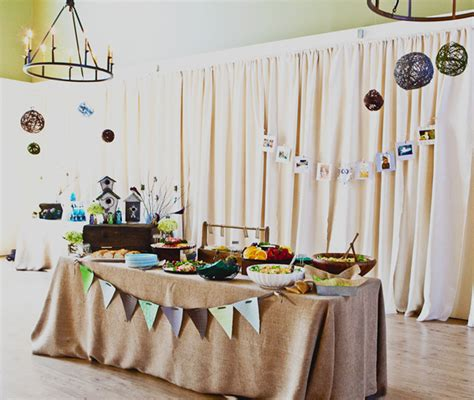 Rustic Baby Shower Decorations by Rustic Owl Inspired Baby Shower Part 1 Hostess With