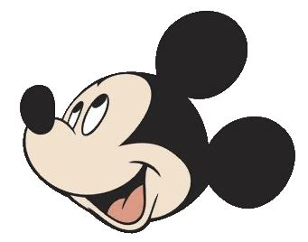 mickey mouse looking sad mickey mouse faces clipart