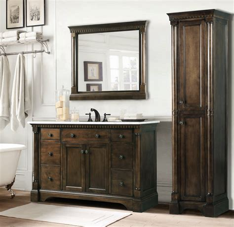 48 inch bathroom vanity cabinet bathroom vanity styles there are a few styles of