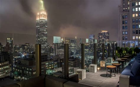 roof top bar manhattan the skylark manhattan midtown america s coolest