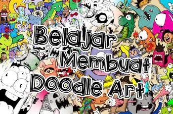 doodle simple nama berwarna kumpulan gambar doodle yang simple dan mudah ditiru