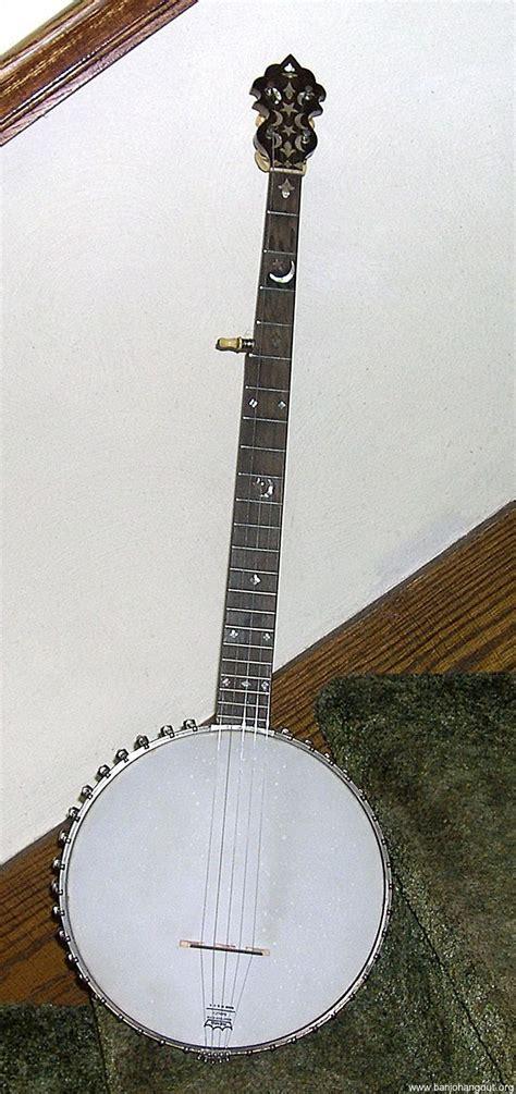 String For Sale - s s stewart style 5 string banjo used banjo for sale at