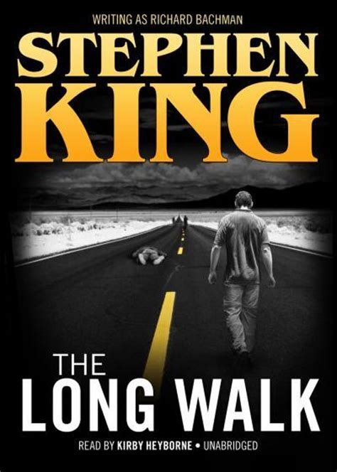 libro walkabout a walk in book review on the long walk by richard bachman aka stephen king glass typewriter