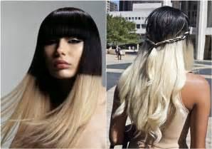 top half brown bottom half hair stunning blonde hair styles 2014 looks with blonde hair