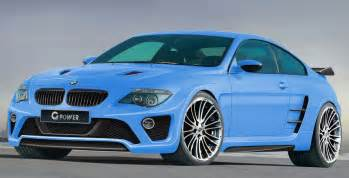 g power m6 hurricane cs the world fastest bmw coupe with