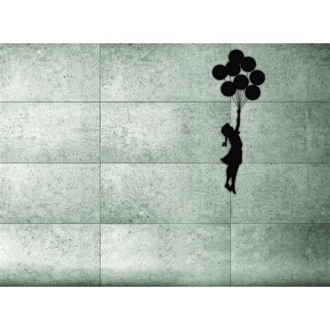 graffiti wallpaper wilko 1wall banksy balloon girl wallpaper mural at wilko com