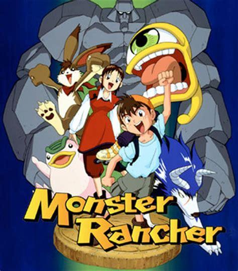monster rancher anime review, by mak2hybrid | anime planet