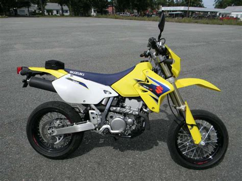 Suzuki Drz 400 Mpg Buy 2007 Suzuki Dr Z400sm Standard On 2040 Motos