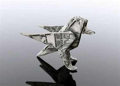 Dollar Bill Origami Bird - gorgeous dollar bill origami 35 pics