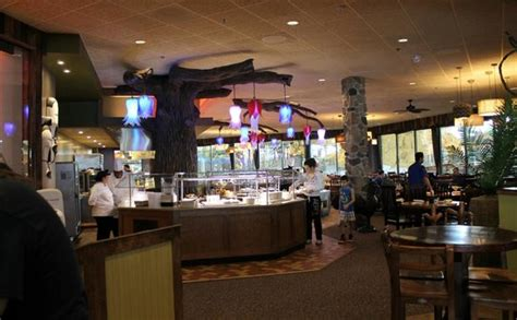 Bar Outside Of The Water Park Picture Of Kalahari Wisconsin Dells Buffet