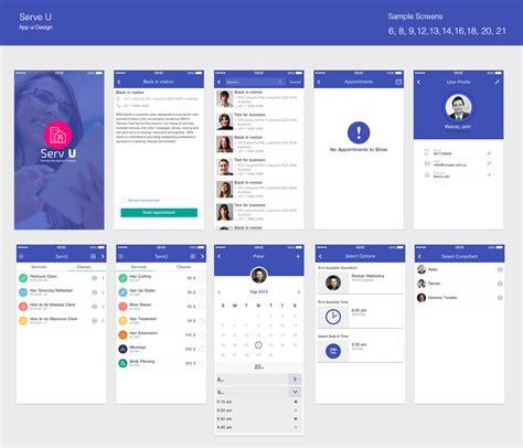 app design companies uk professional conservative app design for netvision