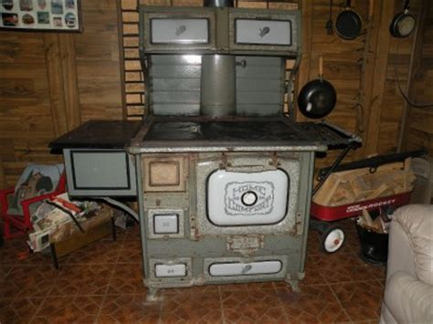 home comfort cook stove wrought iron range co home comfort cook stove b 32