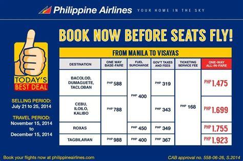 philippine airlines promo philippine airlines promo 183 philippine airlines promo