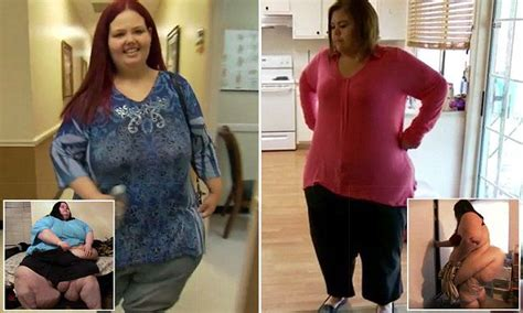 my 600 pound life before and after my 600 lb my 600 lb life stars lose half their body weight and
