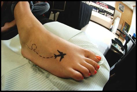 small plane tattoo airplane images designs