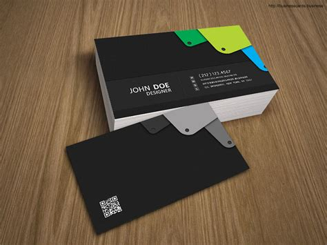 free professional business card template business cards