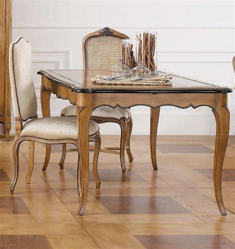 mesa de comedor clasica luis xv nancy   espacios