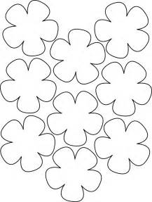 flower printables printable flower templates coloring home