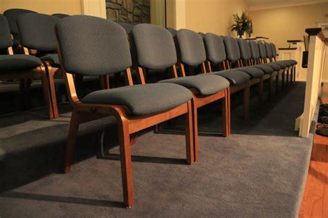 church choir chairs oak lock ply harp ply bent church