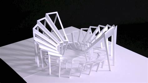 How To Make 3d Paper Sculptures - five awesome pop up paper sculptures