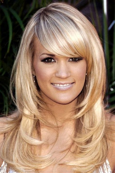 medium length hairstyles with bangs for people over 60 medium length haircuts for women with bangs
