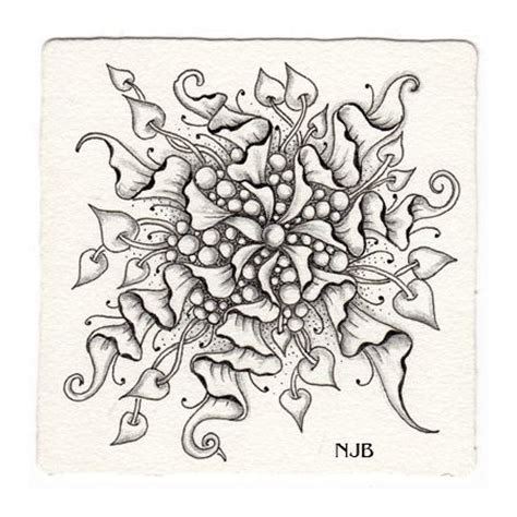 Fescue Zentangle Pattern | 28 best images about zentangles on pinterest christmas
