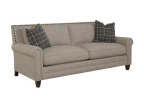 bassett furniture sofa bassett living room sofa 2618 62 hickory furniture mart