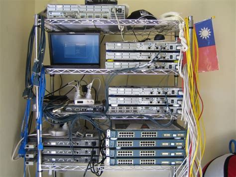 Cisco Home Lab by