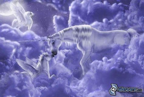 unicorn cloud unicorns