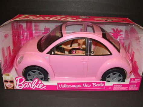 volkswagen beetle and doll set new volkswagen beetle car doll light pink set