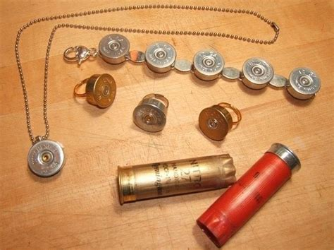 how to make jewelry out of bullet casings shotgun shell jewelry 183 how to recycle a bullet bracelet