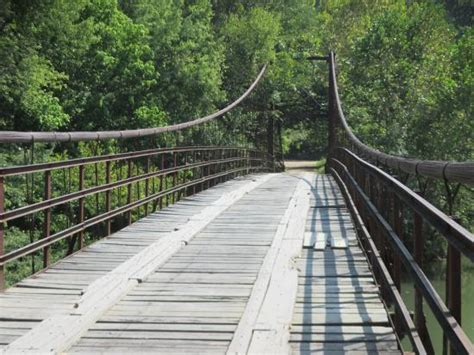 swinging bridges missouri swinging bridge 1 picture of swinging bridge osage