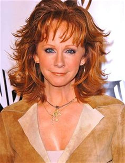 short chic with graduated short fringe reba mcentires short haircuts for fat women over 40 best women hairstyles
