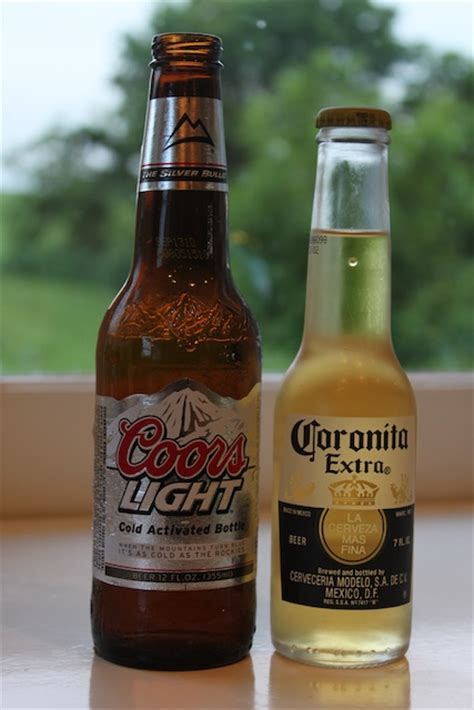 Corona Vs Corona Light 84 corona light vs corona corona mexico how many calories are in a
